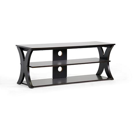 Xavier Brown Modern TV Stand