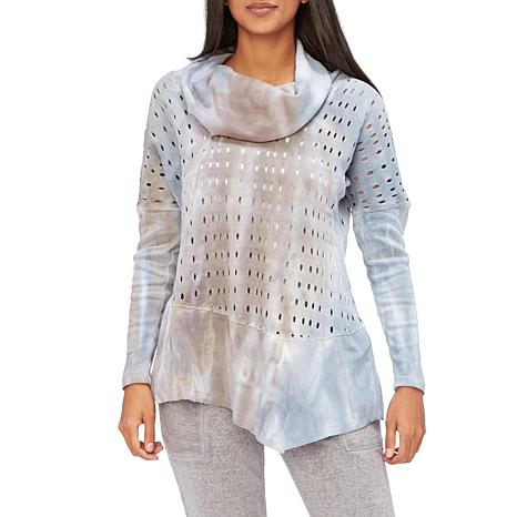 XCVI Falstaff Pullover Washed Colossal Knit Top