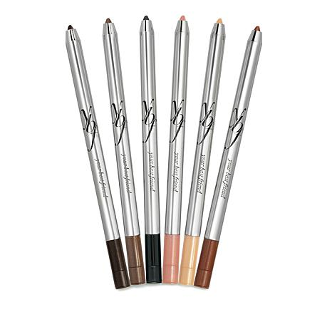 ybf Water-Resistant Gel Liner 6-piece Set