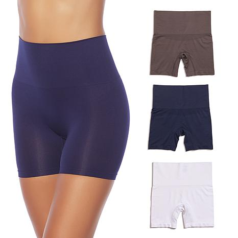 Yummie Seamless Shaping Shortie 3-pack