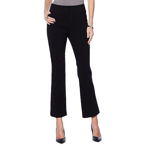 Yummie Shaping Dress Pant with Pockets