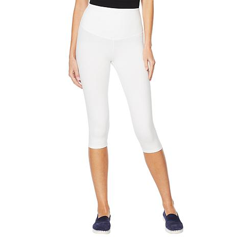 Yummie Talia Compact Cotton Shaping Capri