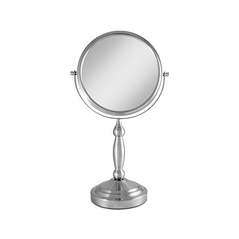 Zadro Vanity Swivel Mirror - Nickel