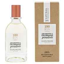 100Bon Amaretto & Framboise Poudree Eau De Parfum Spray Unisex - 1.7oz
