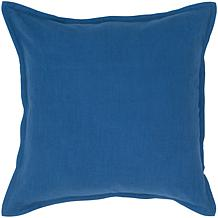 "20"" x 20"" Plain Pillow - Indigo Blue"