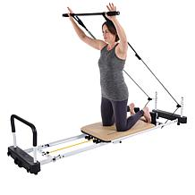AeroPilates 5-Cord Pro Reformer with 4 DVDS
