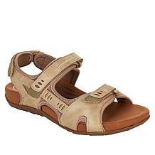 Aetrex® Bree Orthotic Adjustable Sport Sandal