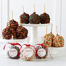 Affy Tapple 12-piece Assorted Holiday Caramel Apples