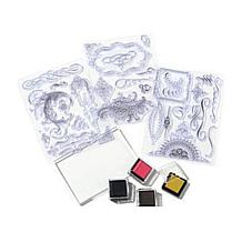 Agriffin Flourish Stamps&Inks