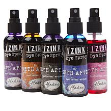 Aladine Izink Dye Spray 5-pack