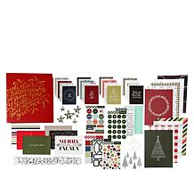 Ali Edwards December Daily® Album with Classic Paper Kit