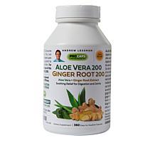 Aloe Vera 200 Ginger Root 200