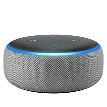 Amazon Echo Dot 3rd Gen Smart Speaker with Alexa & Voucher Services
