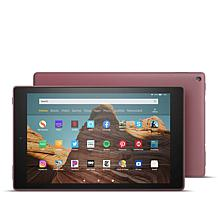 "Amazon Fire HD 10"" 32GB Tablet with 2 Vouchers"