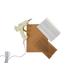 Anna Griffin® Hot Glue Gun with Work Pad & Glue Sticks