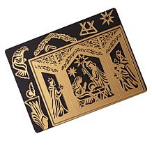 Anna Griffin® Nativity Shadow Box Dies