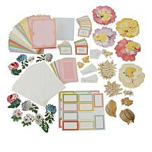 Anna Griffin® Perfect Pop-Up Floral Card Making Kit - Auto-Ship®