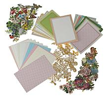 Anna Griffin® Pop-Up Card Making Kit and Embellishments