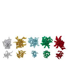 Anna Griffin® Set of 100 Pre-Tied Christmas Bows