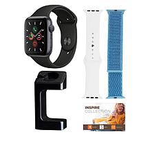 Apple Watch Series 5 with GPS and Extra Bands