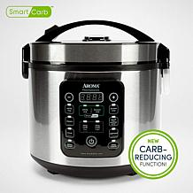 Aroma ARC-1120SBL 20-Cup Smart Carb Rice Cooker