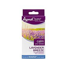 AromaCare 3-pack Lavender Breeze  Scent Cartridges