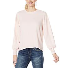 """As Is"" Jessica Simpson Wilder Waffle Knit Tee"