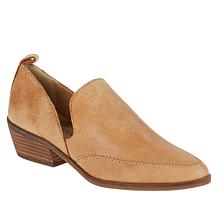 """""""As Is"""" Lucky Brand Mahzan Slip-On Nubuck Leather Loafer"""