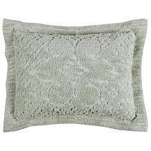Ashton 100 Percent Cotton Tufted Chenille Sham