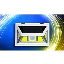 Atomic Beam Solar Powered Motion Sensor LED Light 2-pack