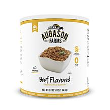 Augason Farms Beef-Flavored Vegetarian Meat Substitute