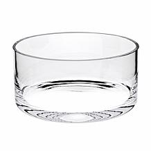 "Badash 5.5"" Manhattan Nappy Mouth Blown Lead Free Crystal Bowl"