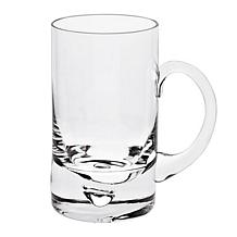 Badash Galaxy Mouth-Blown Handmade 14 oz. Glass Beer Mugs 2-pack
