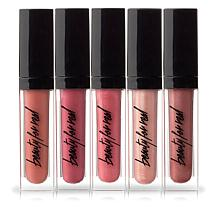 Beauty For Real Hi5 Lip Cream & Gloss 5-piece Set