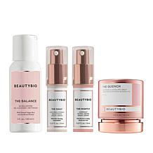 BeautyBio AM/PM Discovery Set + The Quench