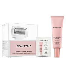BeautyBio GloPRO Scalp MicroTip Roller and Scalp Serum