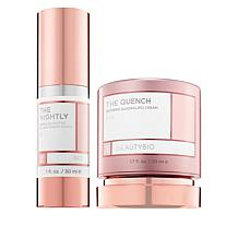 BeautyBio The Quench Cream & The Nightly Peptide Serum