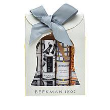 Beekman 1802 Goat Milk 4-Piece Lip Balm Gift Collection