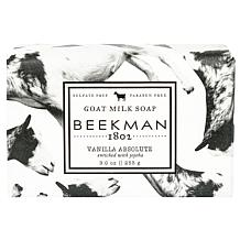 Beekman Vanilla Abs Bar Soap