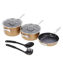 Bell & Howell 7-piece StackMaster Cookware Set