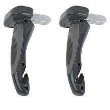 Bell + Howell Car Cane 2-pack with Flashlight and Window Breaker