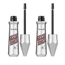 Benefit Cosmetics Gimme Brow+ Brow Volumizing Gel Duo