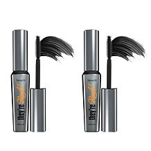 "Benefit ""They're Real!"" Mascara Duo - Jet Black"