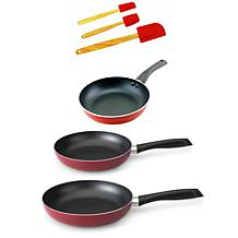 Berghoff 6-piece Non-Stick Fry Pan Set
