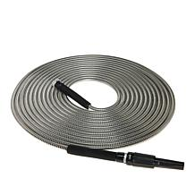 Bionic Steel Water-Saving Heavy-Duty Garden Hose with Nozzle