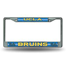 """Bling"" License Plate Frame - UCLA"