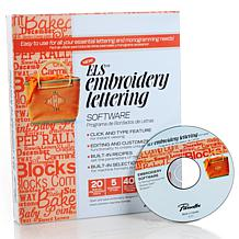 Brother Embroidery Lettering Software