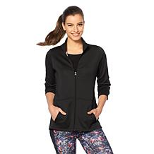 Bzees Active Peplum Jacket