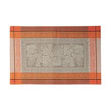 C&F Home Grapevine Jacquard Placemat Set of 6