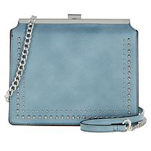 Carlos by Carlos Santana Frame Top Crossbody Bag